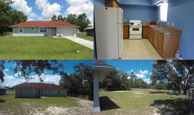Ocala Single Family Home For Sale: 10 Spring Pass