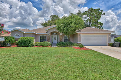 Ocala Single Family Home For Sale: 4320 NW 4th Circle