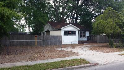 Ocala Single Family Home For Sale: 1313 SW 3rd Street