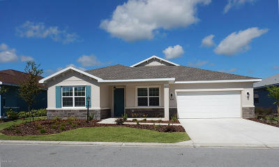 Ocala Single Family Home For Sale: 9259 SW 97th Circle