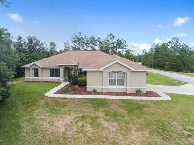 Kingsland Cntry Single Family Home For Sale: 4491 SW 99th Street