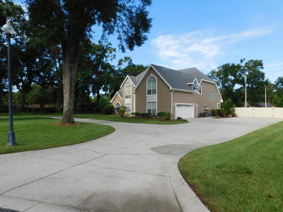 Marion County Single Family Home For Sale: 24 NE 56th Terrace