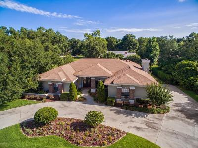 Ocala Single Family Home For Sale: 2135 SE Mill Creek Circle