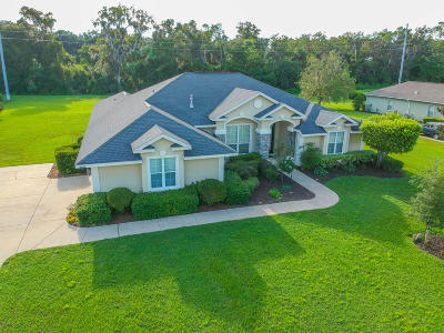 Ocala Single Family Home For Sale: 4000 SE 39th Circle
