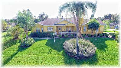 Ocala Single Family Home For Sale: 3461 SW 10 Terrace
