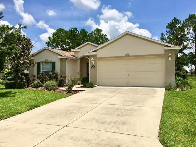Ocala Single Family Home For Sale: 15749 SW 16th Avenue Road