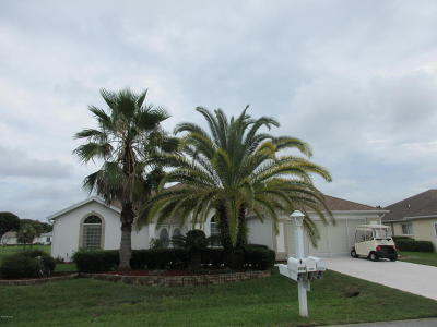Ocala Single Family Home For Sale: 5215 NW 21st Loop