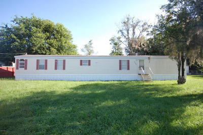 Belleview Mobile/Manufactured For Sale: 10687 SE 129th Lane