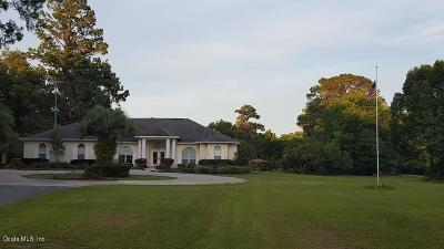 Ocala Farm For Sale: 8331 SE 16th Terrace