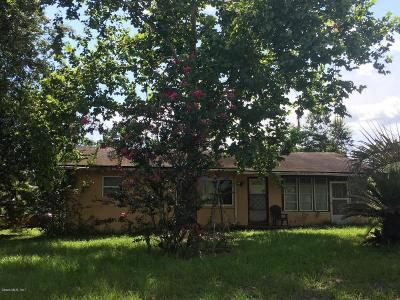 Dunnellon Single Family Home For Sale: 4650 SW 183rd Terrace