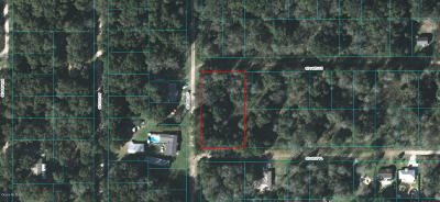 Belleview Residential Lots & Land For Sale: SE 140 Ln & 141 Pl