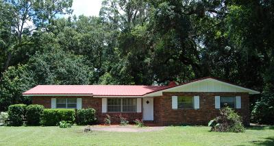 Ocala Single Family Home For Sale: 4701 NE 8th Court