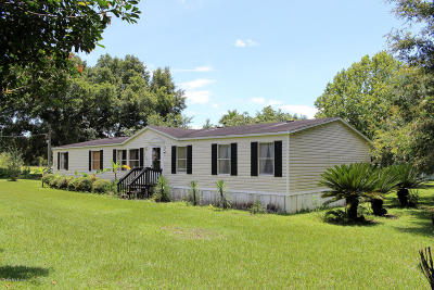 Reddick Single Family Home For Sale: 3500 W Hwy 329