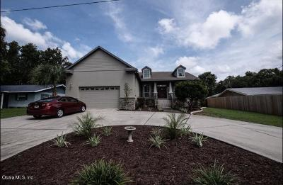 Crystal River Single Family Home For Sale: 1841 NW 17 Street