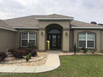 Meadow Glenn Single Family Home For Sale: 9886 SW 55th Avenue Road