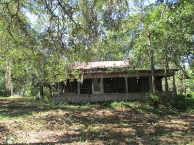 Silver Springs Single Family Home For Sale: 17735 SE 10 Street