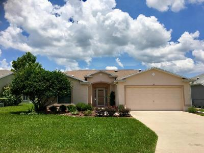 Ocala FL Single Family Home For Sale: $218,900