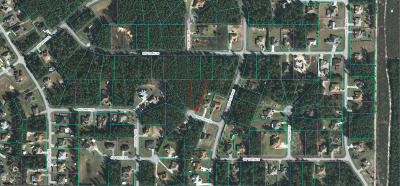 Ocala Waterway Residential Lots & Land For Sale: SW 109th Place