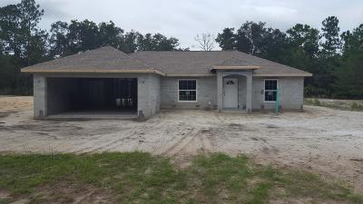 Ocala Single Family Home For Sale: 6524 SW 151st Loop