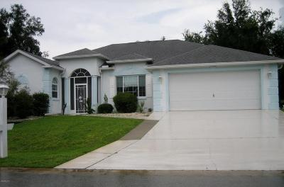 Ocala Palms Single Family Home For Sale: 5898 NW 21st Street