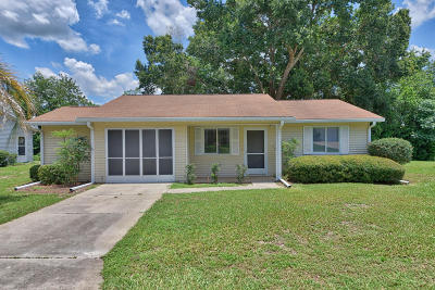 Ocala Single Family Home For Sale: 10891 SW 86th Avenue