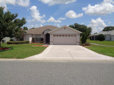 Single Family Home For Sale: 15531 SW 13th Circle