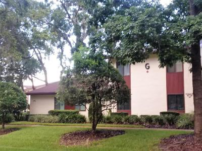 Ocala Condo/Townhouse For Sale: 644 Midway Drive #B