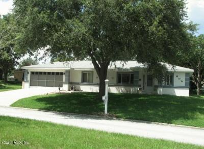 Cherry Wood Single Family Home For Sale: 6121 SW 105th Place