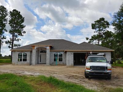 Ocala Single Family Home For Sale: 4640 SE 28th Street Street