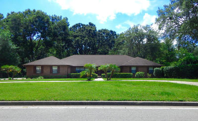 Ocala Single Family Home For Sale: 611 SE 45th Terrace