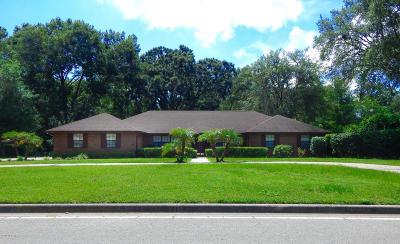 Ocala Single Family Home For Sale: 611 SE 45th Terrace