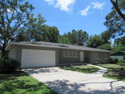 Belleview Single Family Home For Sale: 5207 SE 106th Lane