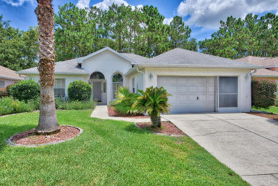 Ocala Single Family Home For Sale: 11647 SW 72nd Circle