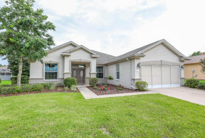 Spruce Creek Gc Single Family Home For Sale: 9218 SE 120th Loop