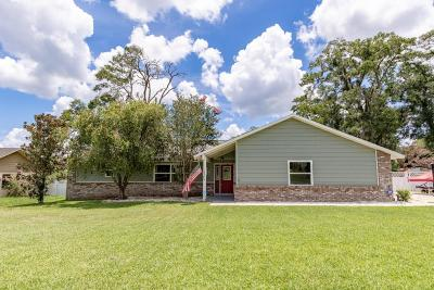 Ocala Single Family Home For Sale: 3485 SE 29th Court
