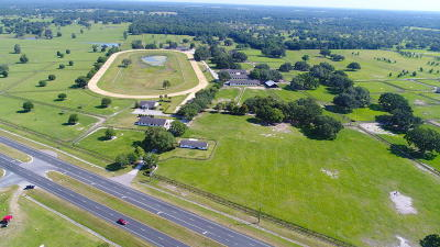 Ocala Farm For Sale: 9465 Us Hwy 27
