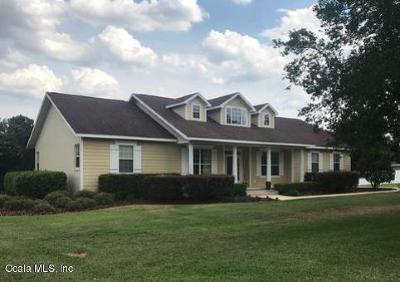 Ocala Single Family Home Sold: 4110 SE 39th Circle