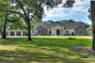 Marion County Farm For Sale: 8801 NW 137th Avenue