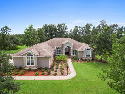 Ocala Single Family Home For Sale: 9626 SW 67th Terrace