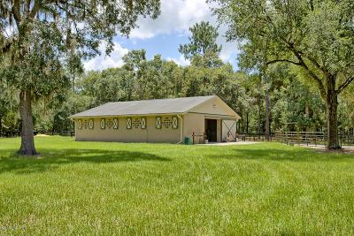 Williston Farm For Sale: 350 SE 116th Terrace