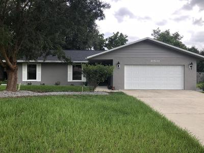 Ocala Single Family Home For Sale: 10500 SW 74th Court Court