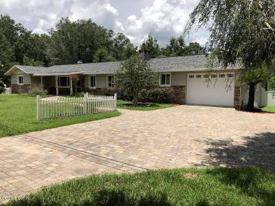 Ocala Single Family Home For Sale: 3137 SE SE 6th Street