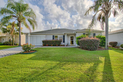 The Villages Single Family Home For Sale: 1331 Mount Vernon Way