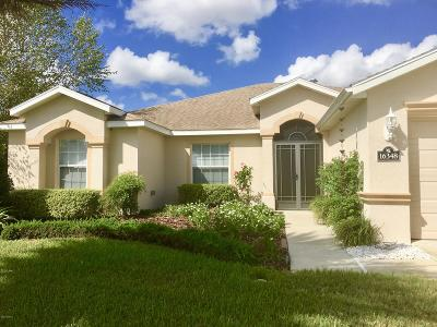 Ocala Single Family Home For Sale: 16348 SW 13th Terrace