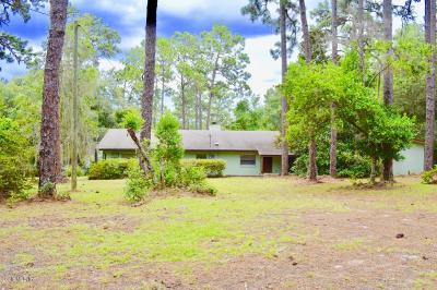 Ocklawaha Single Family Home For Sale: 5801 SE 151st Court Road