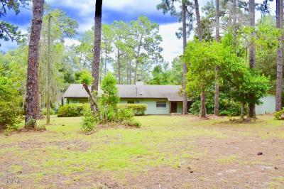 Ocklawaha Single Family Home Pending: 5801 SE 151st Court Road