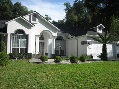 Dunnellon Single Family Home For Sale: 19221 SW 98th Loop