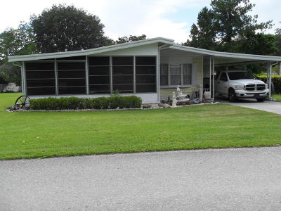 Ocala Mobile/Manufactured For Sale: 80 NE 63rd Court