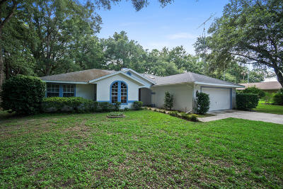 Dunnellon Single Family Home For Sale: 8896 SW 190th Circle