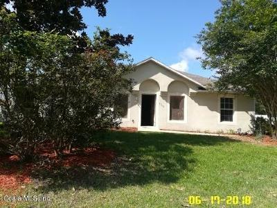 Ocala Single Family Home Sold: 5202 SW 115th Street Road